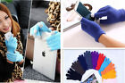 Hot Mens Or Ladies Winter knit Easy Click Touch Screen Magic Gloves Smart Phone