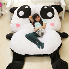 2016 Cute Huge Giant Panda Bed Carpet Tatami Mattress Sofa Bed  toys doll gift