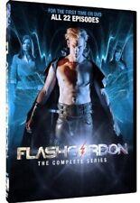 Flash Gordon: The Complete Series [4 Discs] DVD Region 1 WS