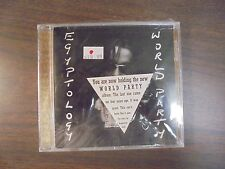 "NEW SEALED CD ""World Party"" Eqyptology  ""   (G)"