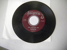 ED GILMORE'S BOOM CHUCK BOYS old fashioned girl/melancholy baby BALANCE  45
