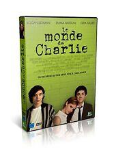 DVD *** LE MONDE DE CHARLIE *** avec Emma Watson ( neuf sous blister )
