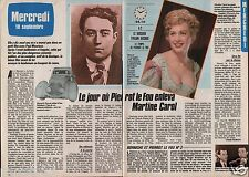 Coupure de presse Clipping 1985 Pierrot le Fou Pierre Carrot  (2 pages)