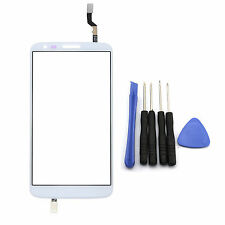 White Front Touch Screen Digitizer For LG Optimus G2 D802 D805 WIth Repair Tools