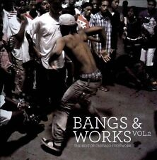 Bangs & Works, Vol. 2: The Best of Chicago Footwork by Various Artists (CD,...