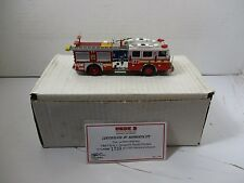 1/64 SCALE CODE 3 LOOSE FDNY NEW YORK METS #273 SEAGRAVE PUMPER FIRE ENGINE