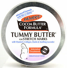 PALMER'S COCOA BUTTER FORMULA TUMMY BUTTER FOR STRETCH MARKS  4.4 OZ.