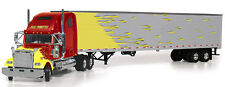 FULL THROTTLE TRC./ 53' TRL FREIGHTLINER CLASSIC 1ST FIRST GEAR 1/64 SCALE