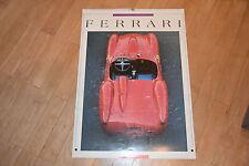 !! LIMITIERT Ferrari Kalender 1988: Project F1 (Calendar) 250TR, 250 GTO, Dino!!