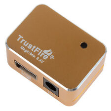 8.4V Magic Box Multifunctional Mobile Power Bicycle Battery Pack Adapter