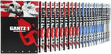 GANTZ 1-37 Comic Completed Set Hiroya Oku Japanese manga book