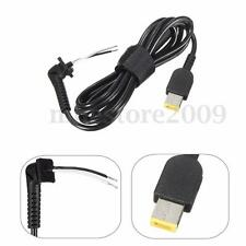 DC Power Tip Plug Adapter Charger w/ Cable Cord For Lenovo ThinkPad X1 YOGA 13