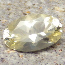 GOLDEN OREGON SUNSTONE 1.73Ct FLAWLESS-PURE PASTEL GOLD-FOR JEWELRY!