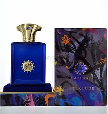 Interlude by Amouage Eau de Parfum 3.3 oz  100 ml Spray for Men