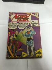Superman In Action Comics 249 4.5 Very Good + Vg+ Lex Luthor