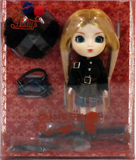 "Jun Planning Groove LP-410 LITTLE PULLIP CRAZIIA Doll 4.5"" NIP mini"