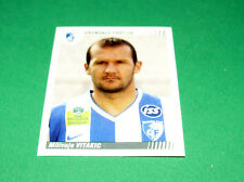 N°91 MILIVOJE VITAKIC GRENOBLE FOOT 38  PANINI FOOT 2009 FOOTBALL 2008-2009