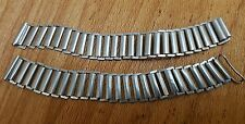 16mm West end watch bamboo bonklip military stainless steel bracelet strap band