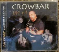 Crowbar - Sludge Metal - LIVE + 1 CD - Reissue - Brand New