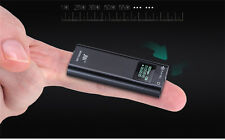 Clip magnetica su 16GB jnn-q25 Voice / SUONO ATTIVATO Mini Digital Audio Recorder