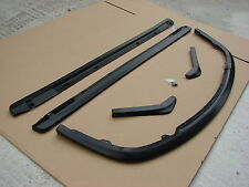 Subaru STi  Low Line Body Kit,lips,splitter,side skirt extension 06-07 Hawkeye