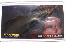 Star Wars Topps trading Widevision card chrome ROTS Sith  H2  chase     215