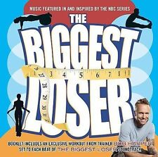 The Biggest Loser-Music From The Television Show 2006 Ex-library