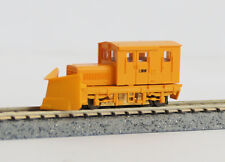 Locomotive TMC100BS w/Snow Plow (Orange/2 Window) - Tsugawa Yokou 14023(N scale)