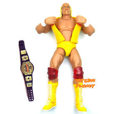 WWE WWF Defining Moments Elite Hulk Hogan Wrestling Action Figure Kid Mattel Toy