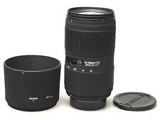 SIGMA DC 50-150 mm f/2.8 APO HSM obiettivo DC per Canon
