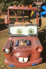 Lil' Tow Mater - The Golf Cart - 2013 EZGO RXV