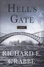 Hell's Gate: A Novel (Thomas Dunne Books)-ExLibrary