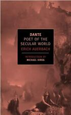 Dante: Poet of the Secular World (New York Review Books Classics) by Auerbach,