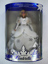 1996 Cinderella Holiday Princess Barbie Walt Disneys Special Edition 1 Owner