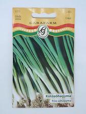 """Cipolla gallese """"formarsi di aggregati CIPOLLA / MOLLA CIPOLLA"""" sementi OGM Free!! circa 200 Semi"""