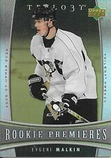 06/07 Upper Deck Trilogy #149 Evgeni Malkin RC #935/999