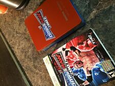 WWE SMACKDOWN VS RAW 2007 SPECIAL ED. GAMESTOP - XBOX 360 - STEELBOOK CASE ONLY