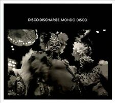 DISCO DISCHARGE-MONDO DISCO new 2-CD Liquid Gold Space Cerrone Patrick Juvet