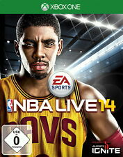 NBA Live 14 (Microsoft Xbox One, 2013, DVD-Box) TOP ANGEBOT