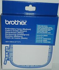 EF74 Brother Embroidery Machine Hoop / Frame 10.2cm x Fits Innovis 1500 / 4000D