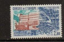 FRANCE SGC35 1981 NEW COUNCIL BUILDINGS 2f80 MNH