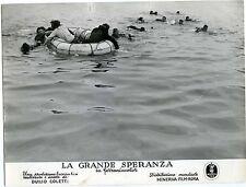 PHOTO CIVIRANI LA GRANDE SPERENZA de DUILIO COLETTI 1954 Minerva Film