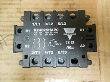 Carlo Gavazzi Solid State Relay RZ4825HAP0 25 A Amp 480/530 Volt Used