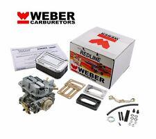 NEW Weber Redline Carburetor Kit Isuzu Trooper for Pickup Truck 1986-1995