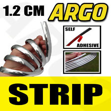 Chrome styling strip moulding door trim bordure 12mm VUS Audi Q7 Estate