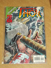 THOR THE MIGHTY #491 VOL 1 MARVEL CLASSIC COVER NEW COSTUME OCTOBER 1995