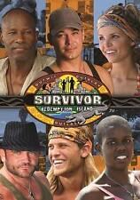 Survivor: Redemption Island (2011) DVD
