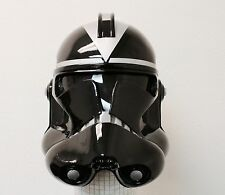 Star Wars Prop Shadow Stealth Trooper Wearable costume adult clone helmet
