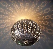 30 cm Deckenleuchter marokkanisch schmiedeeisen laterne lampe orientalisch 3