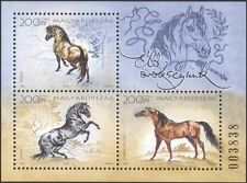 Hungary 2006 Horses/Working Animals/Sports/Nature/Transport 3v m/s (n15763)
